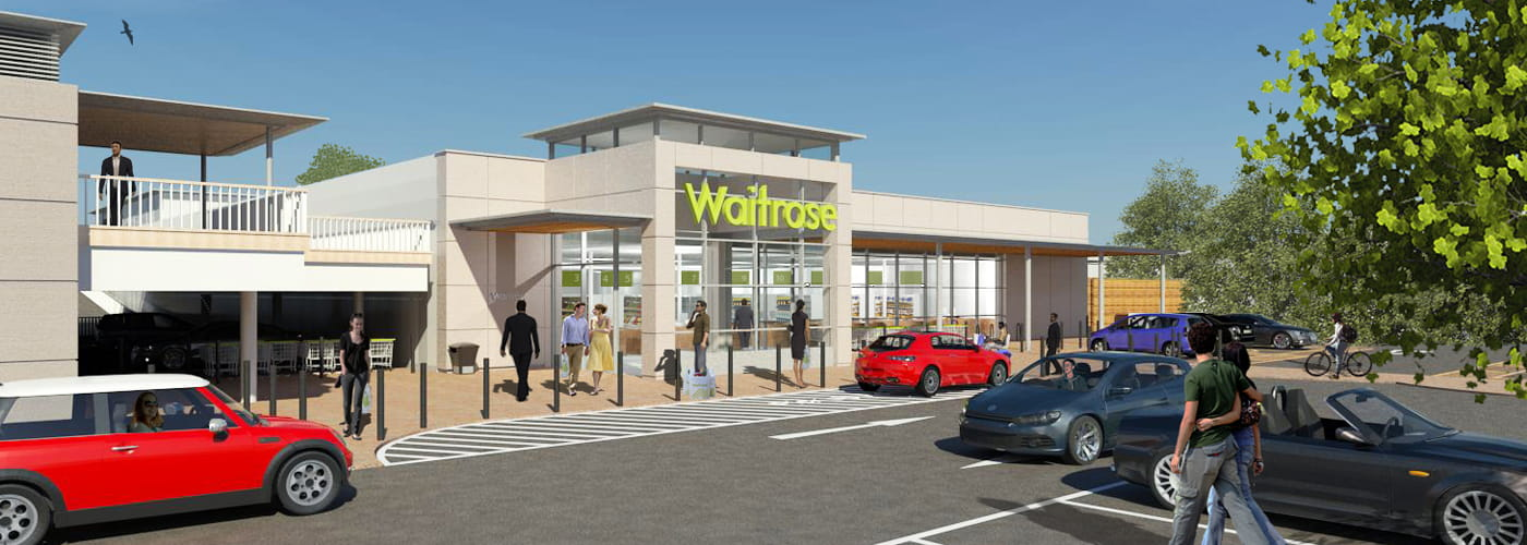 Waitrose Foodstores