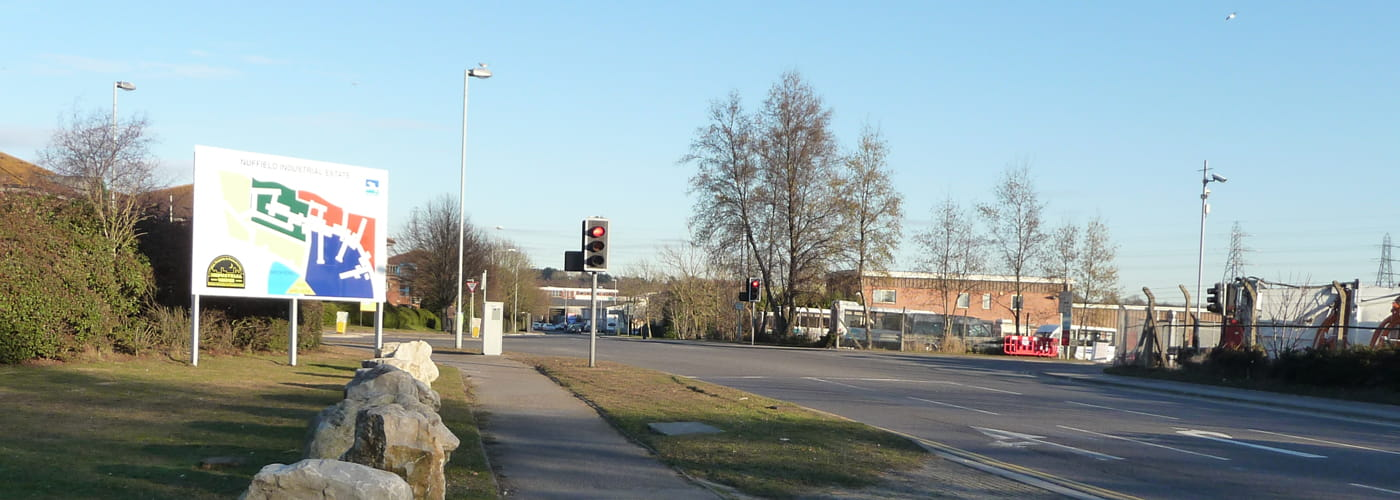 Nuffield Industrial Estate