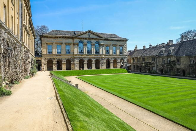 Worcester College, Oxford