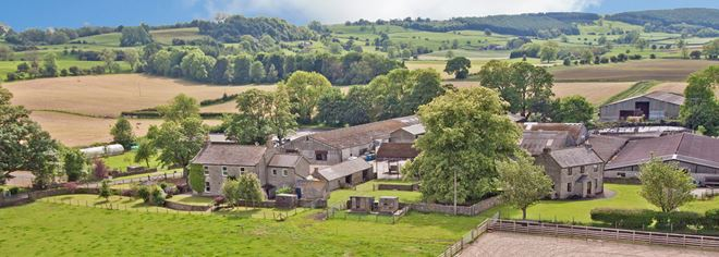 Sale of High Jervaulx Farm, Masham