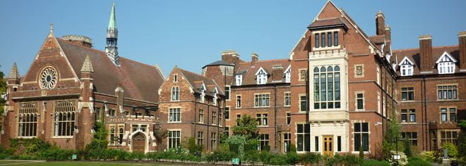 Homerton College Development