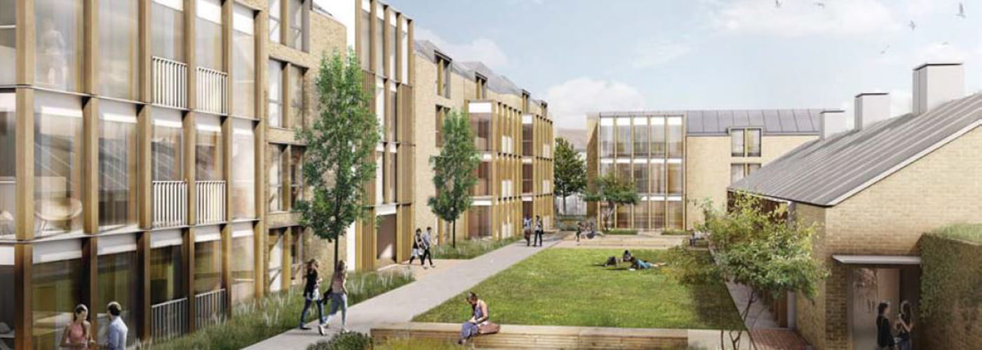 Student Accommodation: Iffley Road