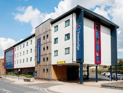 Travelodge, Ipswich