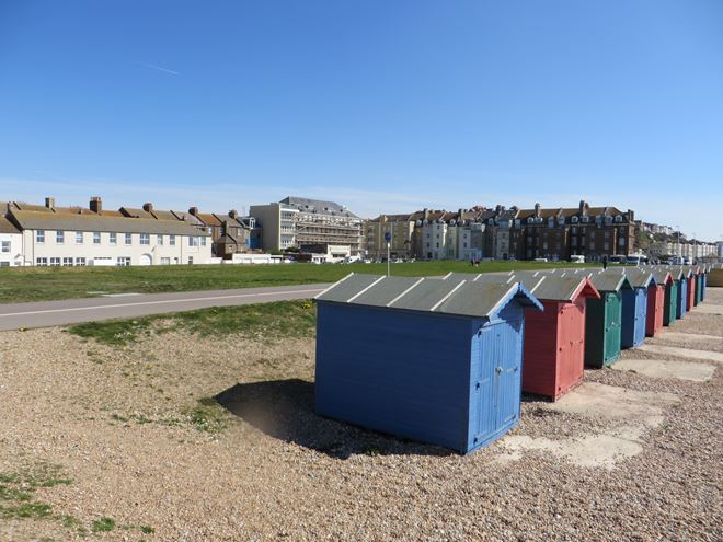 West Marina, Hastings