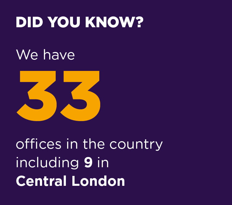33 offices