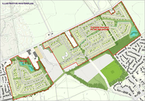 Carter Jonas launch development site to the market in Sprowston