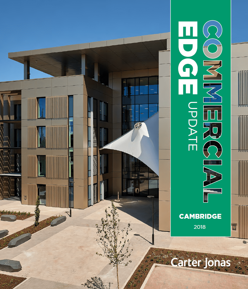 Commercial Edge | Cambridge 6 month update