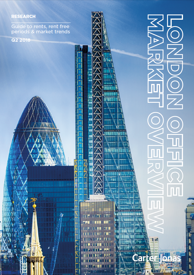 London office market review - Q2 2018