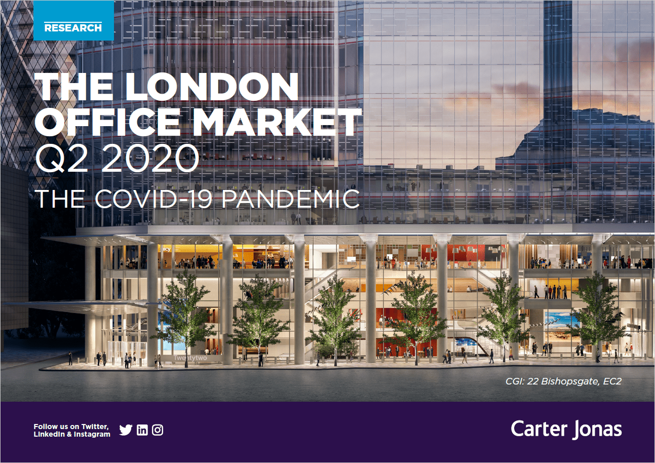 Q2 2020 London Office Market Update