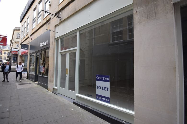 1,115 Sq Ft , Ground & First Floors, Union Passage  BA1 - Under Offer