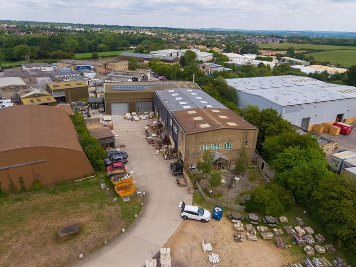 15,219 Sq Ft , Leafield Stoneyard, Leafield Way SN13 - Available