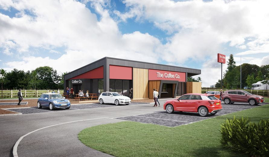 1,200 to 3,500 Sq Ft , Drive-Thru & Retail Units, Hawke Ridge BA13 - Available