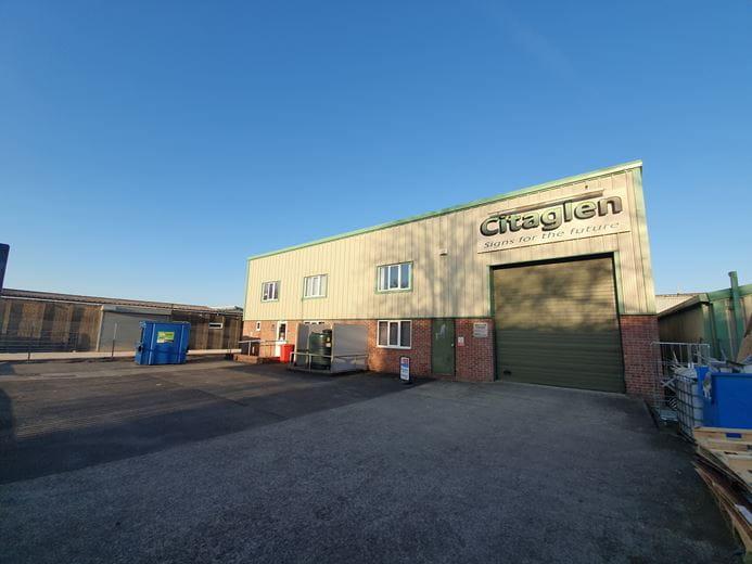5,853 Sq Ft , Unit 43, 43 Lancaster Road SN12 - Available