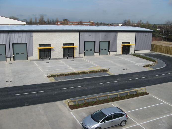 1,550 to 25,188 Sq Ft , Honiton Gateway, Devonshire Court EX14 - Available