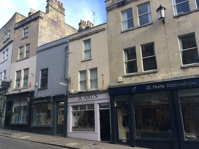 796 Sq Ft , 27 Broad Street BA1 - Available