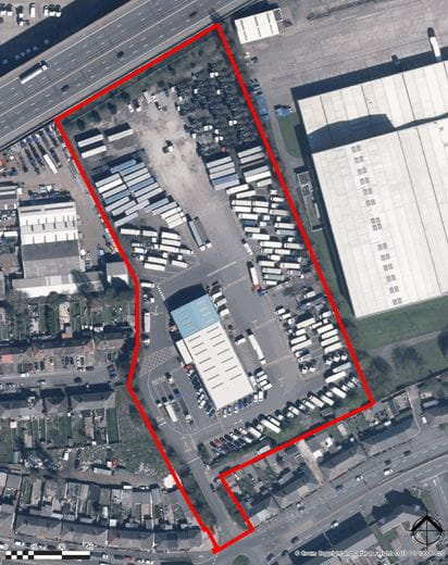 5.7 acres , Land At, Euroway Park B69 - Under Offer