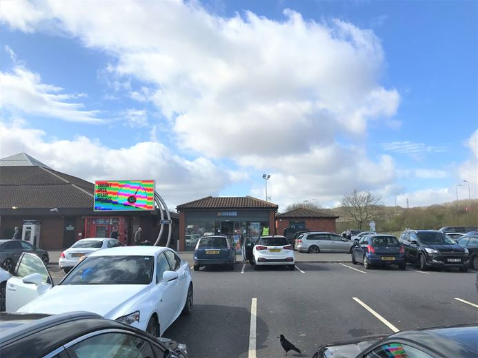 622 Sq Ft , Standalone Unit, Chieveley Motorway Services RG18 - Available