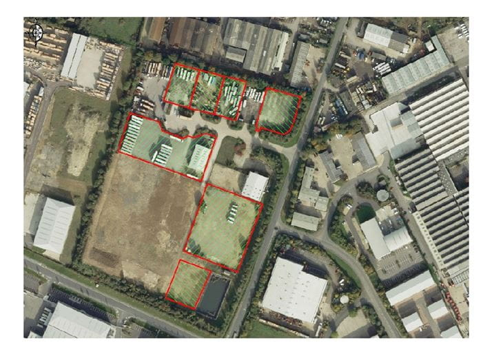 17,393 to 23,259 Sq Ft , Supergas Industrial Estate, Downs Road OX29 - Available