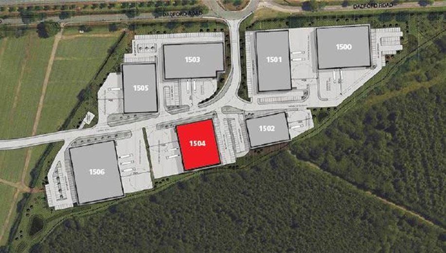 26,330 Sq Ft , Unit 1504, Buckingham Road NN12 - Available