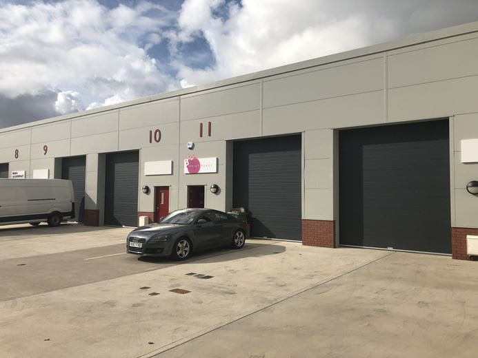 512 Sq Ft , Unit 11, Windrush Industrial Estate OX29 - Available