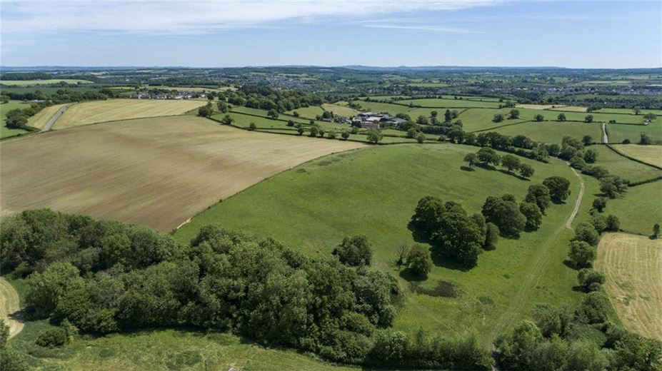 61.6 acres Land, Pows Hill, Radstock BA3 - Available