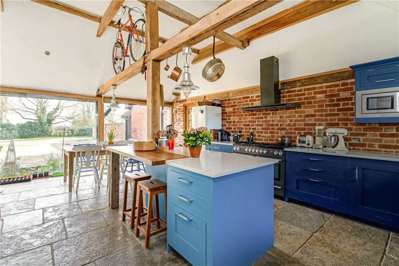 4 bedroom barn conversion, Helions Bumpstead Road, Helions Bumpstead CB9 - Sold
