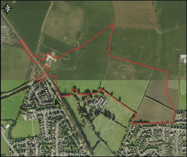 41.9 acres , Nottingham Road, Melton Mowbray LE13 - Available