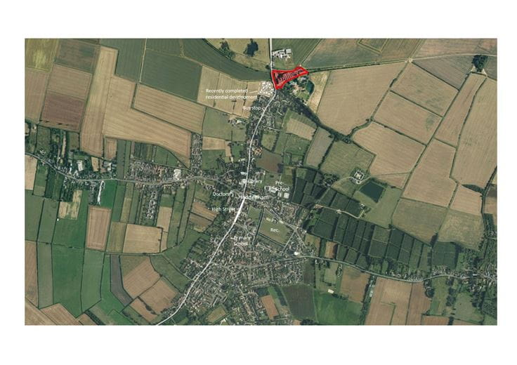 3.8 acres , Station Road, Haddenham CB6 - Under Offer