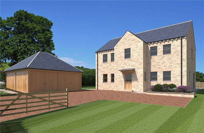 4 bedroom house, House 1 - Collin Wood, Birstwith HG3 - Under Offer