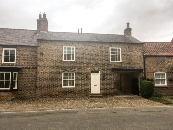 4 bedroom house, Brafferton, York YO61 - Let Agreed