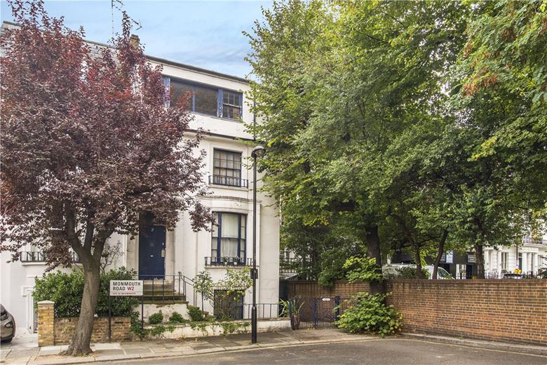 4 bedroom house, Monmouth Road, Notting Hill W2 - Sold