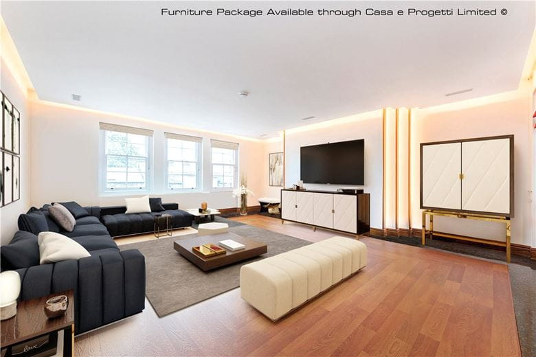 2+ bedroom flat, Green Street, London W1K - Available