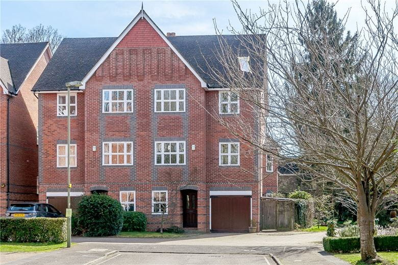 4 bedroom house, Bishop Kirk Place, Oxford OX2 - Sold