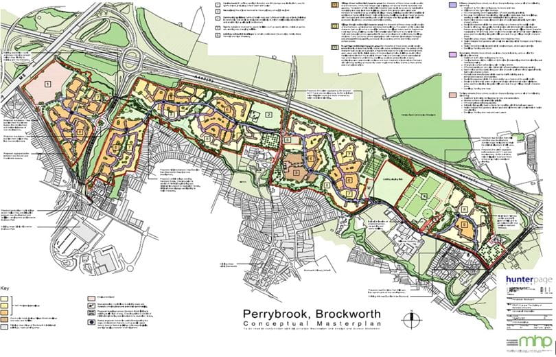 , Land At Perrybrook, Brockworth GL3 - Available