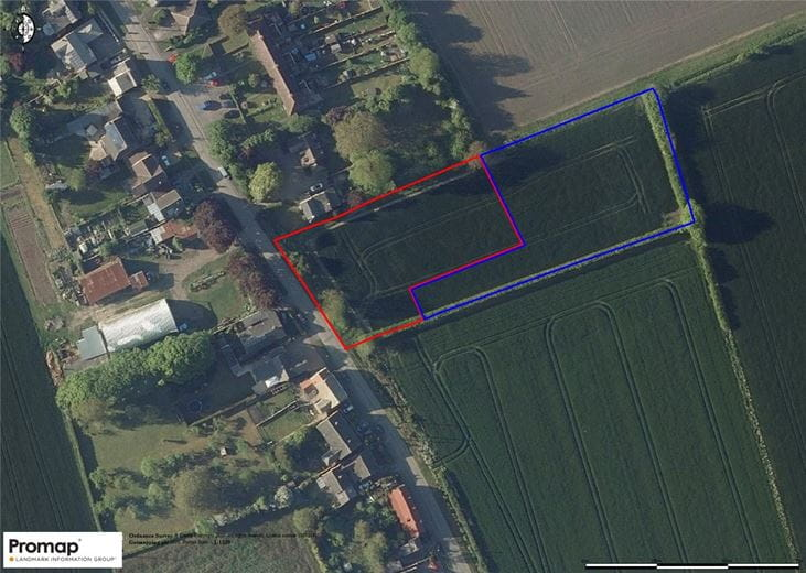 0.59 acres , Longmeadow, Lode CB25 - Under Offer