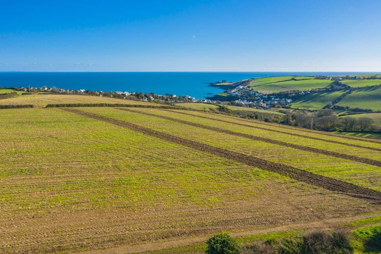 134.2 acres Land, Penwarne Lane, Mevagissey PL26 - Under Offer