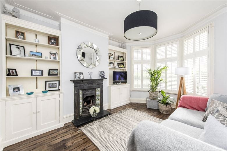 bedroom house, Haverhill Road, London SW12 - Sold