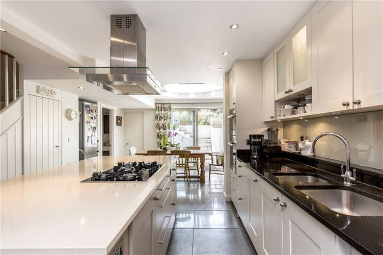 4 bedroom house, St. James's Drive, Wandsworth SW17 - Available