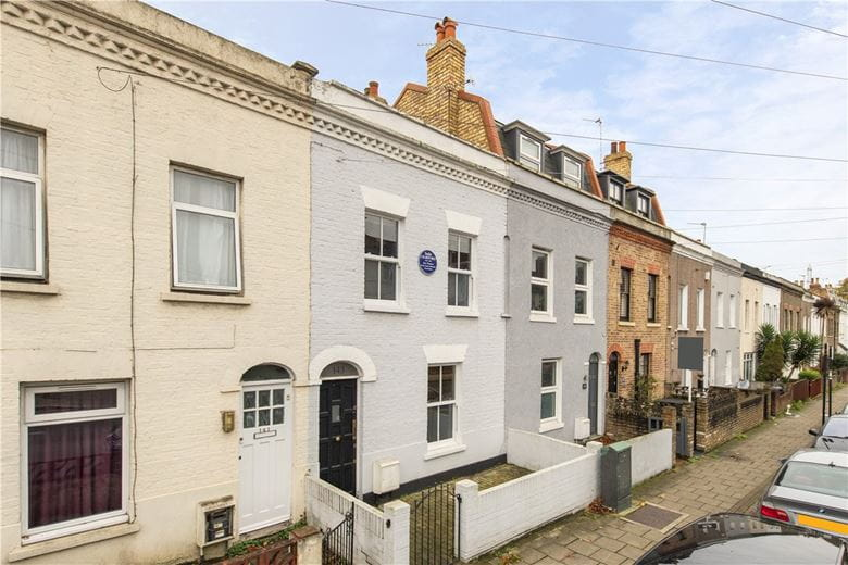 2 bedroom house, Fountain Road, London SW17 - Available