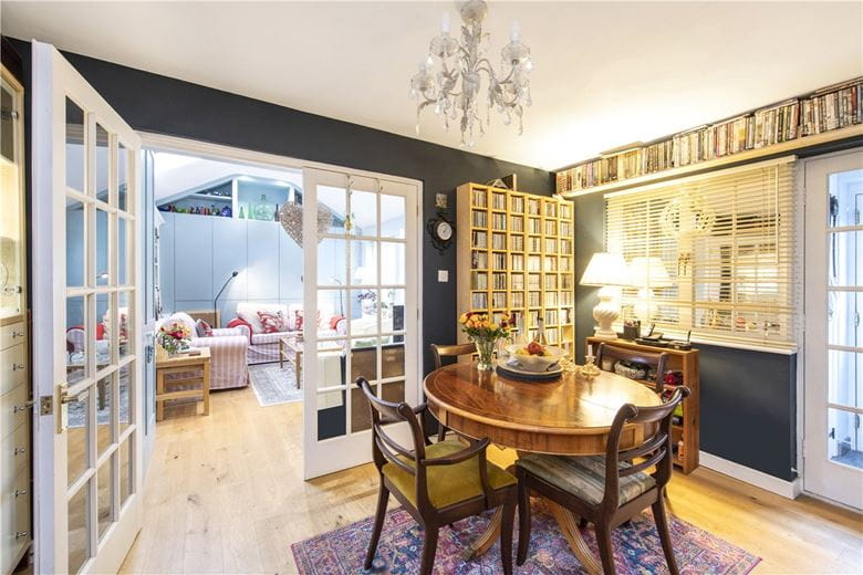 2 bedroom house, St. Hildas Close, London SW17 - Sold