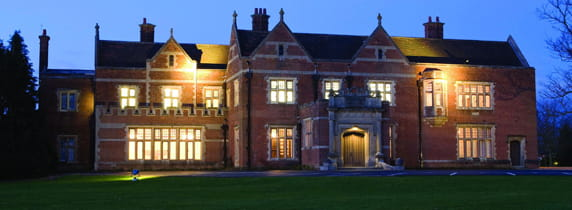 The Mansion House, Chesterford Research Park