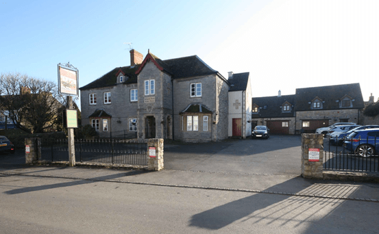 The Acland Hood Arms Hotel Stogursey