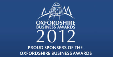 Proud Sponsers of the Oxfordhshire Business Awards