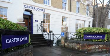 Carter Jonas' Cambridge office