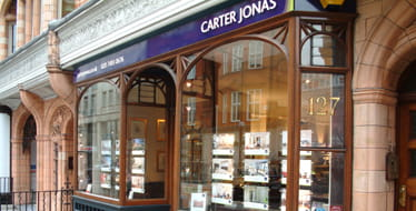 Carter Jonas' Mayfair office